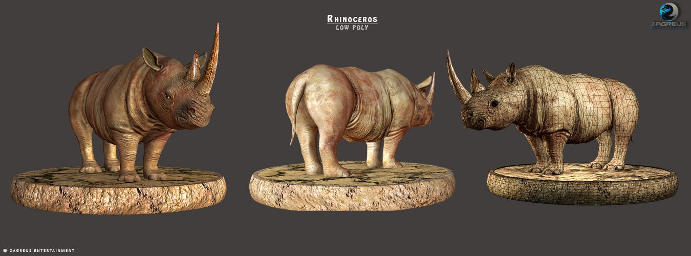 [Image: Rhinoceros-Low-Poly_ZE.jpg]