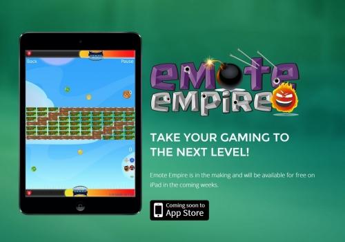 Emote Empire – 2D Game