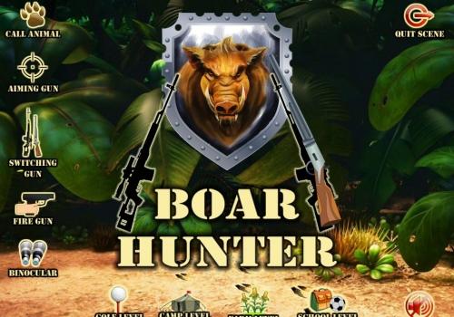 Boar Hunter – 3D Game