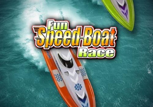 Fun Speed Boat Race – 2D Game