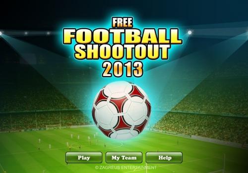Free Football Shootout 2013 – Game
