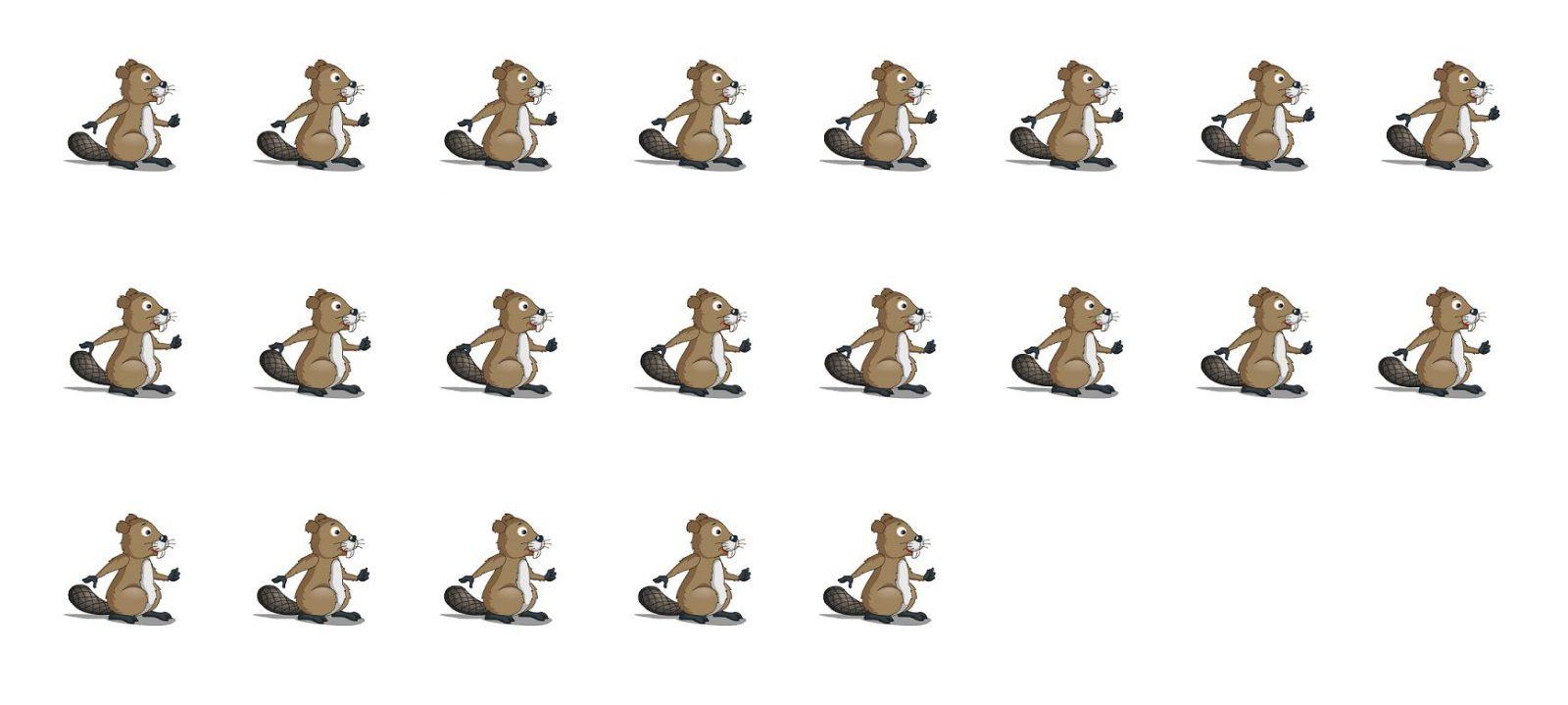 Beaver Animation_ZE