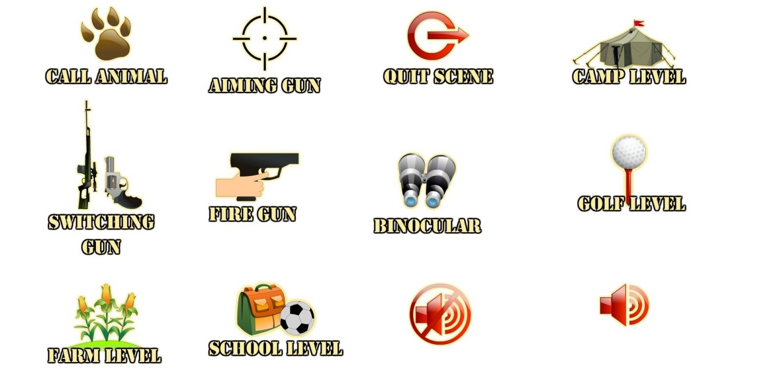 all icons_ZE